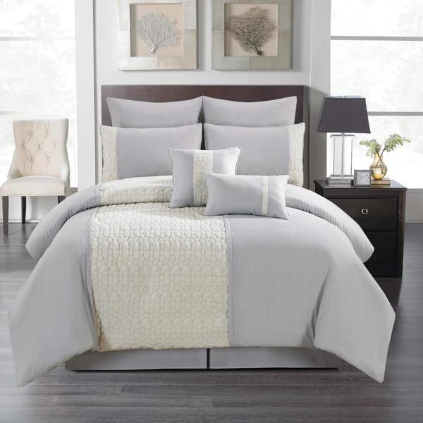 Stone 8-piece Comforter Set