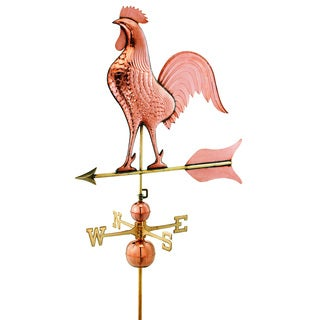 Good Directions Barn Rooster Estate Weathervane