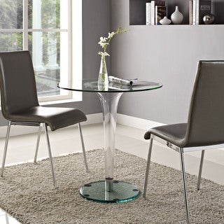 Gossamer Dining Table - CLEAR