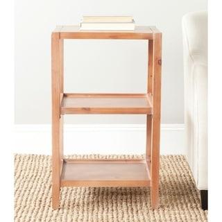 Safavieh Andy Honey Natural Shelf Unit