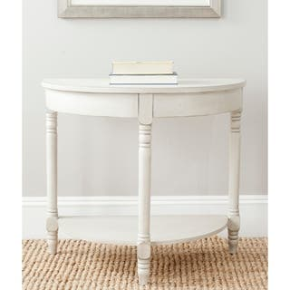 Semi Circle Coffee Console Sofa Amp End Tables For Less