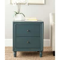 Safavieh Blaise Dark Teal End Table