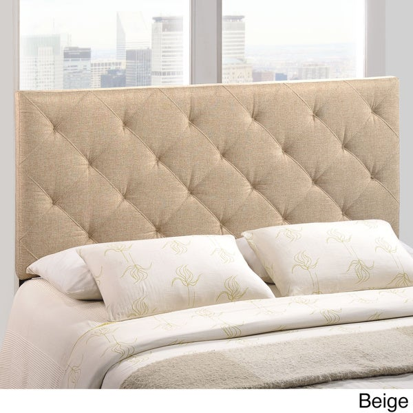 theodore queen linen tufted headboard  free shipping today, Headboard designs