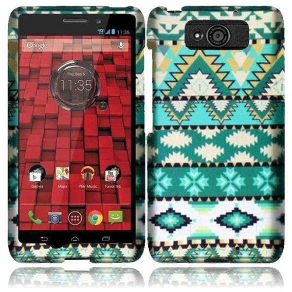 online retailer 7b165 5abad Shop INSTEN Phone Case Cover for Motorola Droid Maxx XT-1080M/ Droid ...