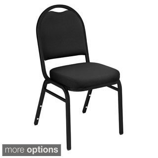 Fabric Padded Stacking Chairs (Set of 4)  sc 1 st  Overstock.com & Stacking Chairs - Shop The Best Deals for Nov 2017 - Overstock.com islam-shia.org