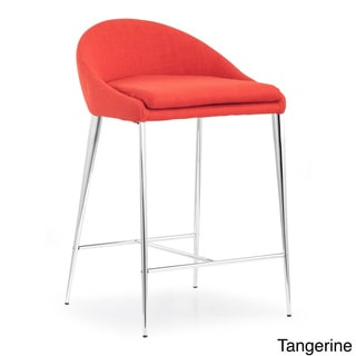 Reykjavik Fabric Counter Chair (Set of 2)