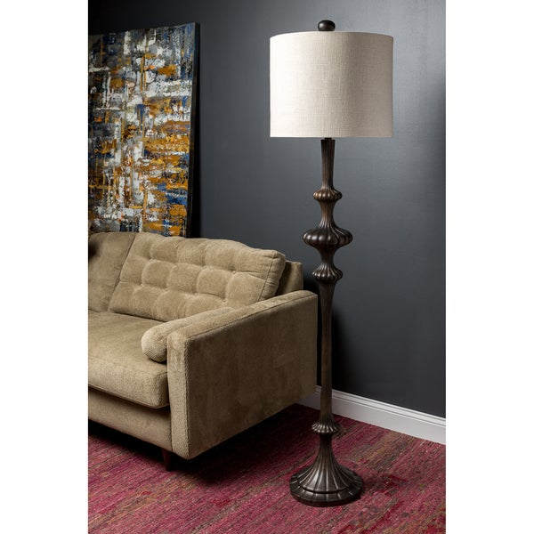 Clean Classic Bronze Charm Lamp