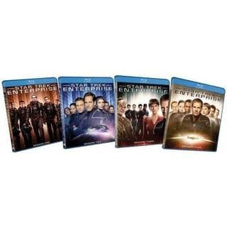 Star Trek: Enterprise The Complete Series (Blu-ray Disc)