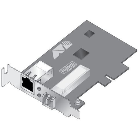 Allied Telesis AT-2911SFP/2 Gigabit Ethernet Card