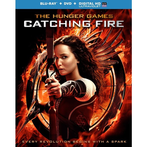 The Hunger Games: Catching Fire (Blu-ray Disc)