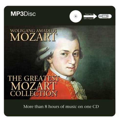 MOZART - GREATEST MOZART COLLECTION - 15935429 - Overstock.com ...
