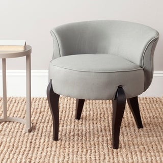 Safavieh Mora Sea Mist Vanity Chair