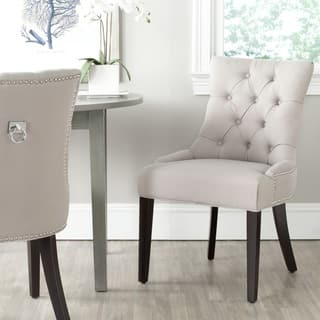 Safavieh Harlow Taupe Ring Chair (Set of 2)|https://ak1.ostkcdn.com/images/products/8682233/P15937051.jpg?impolicy=medium