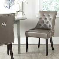 "Safavieh Harlow Clay Ring Chair (Set of 2) - 22"" x 25.6"" x 36.4"""