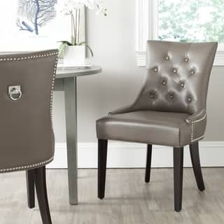 Leather Kitchen Dining Room Chairs Online At