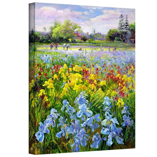 Shop Timothy Easton Hoeing Team And Iris Fields Gallery