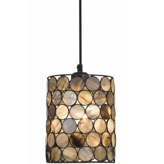Cal Lighting Tiffany Round Mini Pendant Fixture