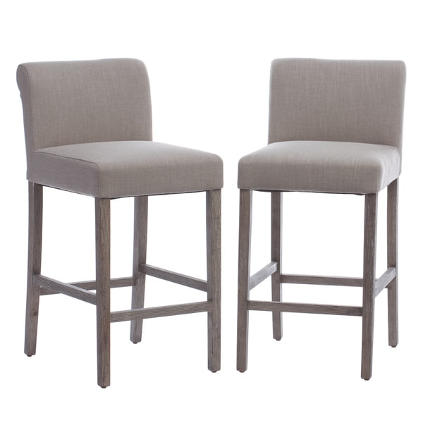 Counter Stools Overstock Excellent Villa Faux Leather Wax