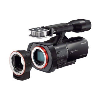Sony NEX-VG900 Full Frame Interchangeable Lens Camcorder Body