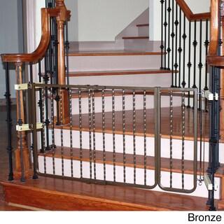 Cardinal Gates Wrought Iron Decor Gate Width Extension