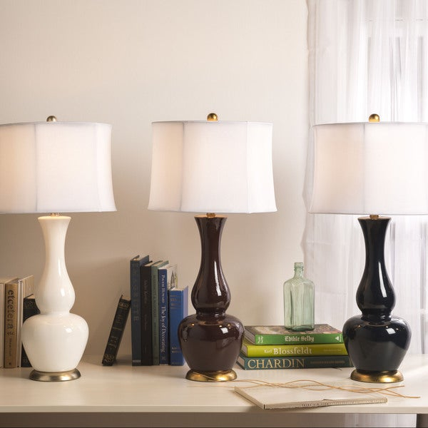 Smooth Lines and Modern Design Table Lamp
