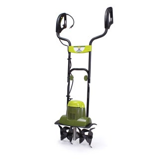 Shop Refurbished 6 5 Amp Electric Garden Tiller Cultivator
