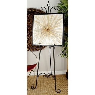 Modern 66 Inch Decorative Iron Painting Easel by Studio 350