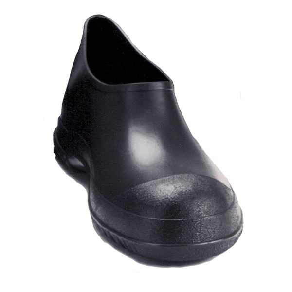 Workbrutes Black Molded Hi-Top Work Boot Cover - Free Shipping On Orders Over $45 - Overstock ...