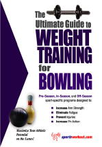 The Ultimate Guide to Weight Training for Bowling - Thumbnail 1