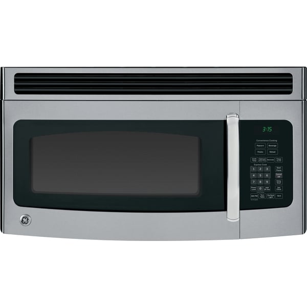 Shop GE Spacemaker JVM3150RFSS Stainless Steel Over The