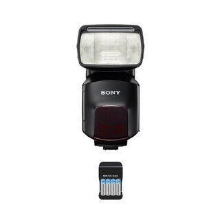 Sony HVL-F60M External Flash Bundle