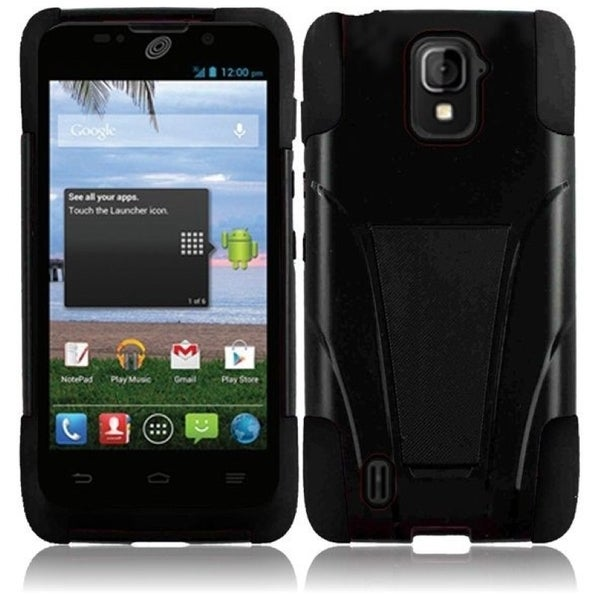 INSTEN T-Stand Phone Case Cover for ZTE Majesty Z796C