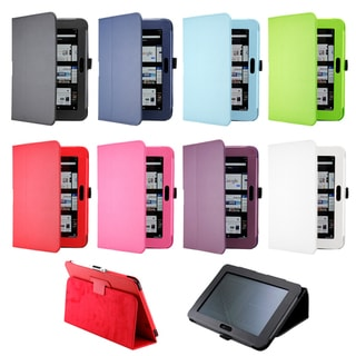 Gearonic 8.9-inch Magnetic Smart Cover Folio PU Leather Case for Amazon Kindle Fire HD