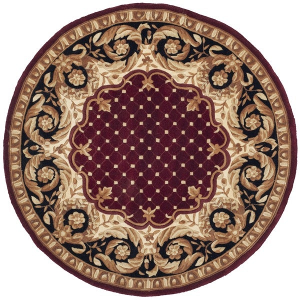 Shop Safavieh Handmade Naples Multicolored Wool Rug