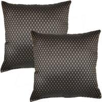 Kent Shadow 17-inch Throw Pillows (Set of 2)