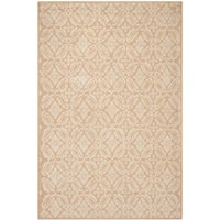 Safavieh Hand-hooked Chelsea Gold Wool Rug - 7'9 x 9'9
