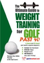 The Ultimate Guide to Weight Training for Golf Past 40 - Thumbnail 1