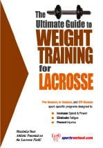 The Ultimate Guide to Weight Training for Lacrosse - Thumbnail 1