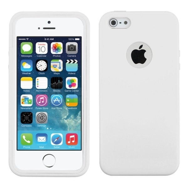 INSTEN Book-style Phone Case Cover for Apple iPhone 5/ 5S