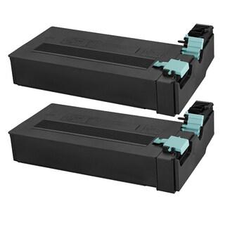 Samsung SCX-D6555A Black Compatible Laser Toner Cartridge (Pack of 2)