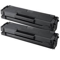 Samsung MLT-D101S Black Compatible Laser Toner Cartridge (Pack of 2)