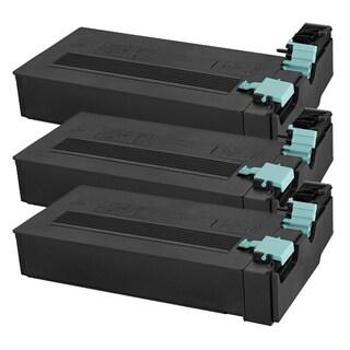 Samsung SCX-D6555A Black Compatible Laser Toner Cartridge (Pack of 3)
