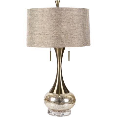 Deep Gold Lust Table Lamp