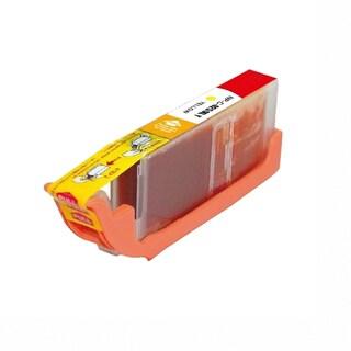Compatible Canon CLI-251XL/ 6451B001 High Yield Yellow Ink Cartridge