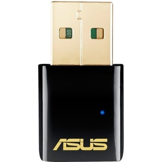Asus USB-AC51 IEEE 802.11ac - Wi-Fi Adapter for Desktop Computer/Note