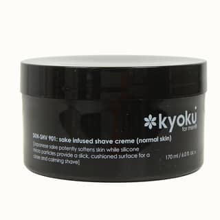 Kyoku Sake Infused Normal 6-ounce Shave Creme|https://ak1.ostkcdn.com/images/products/8687991/P15941563.jpg?impolicy=medium