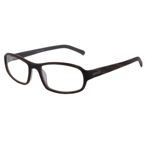 3bf5160c76 Shop Calvin Klein Readers Men s CK7808 Rectangular Reading Glasses - Free  Shipping Today - Overstock.com - 8688051