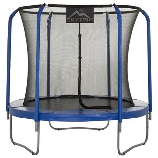 Skytric Trampoline with Top Ring Enclosure System