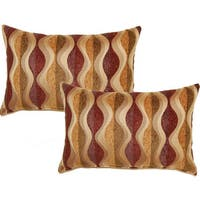 Pipeline Harvest 12.5-in Throw Pillows (Set of 2)