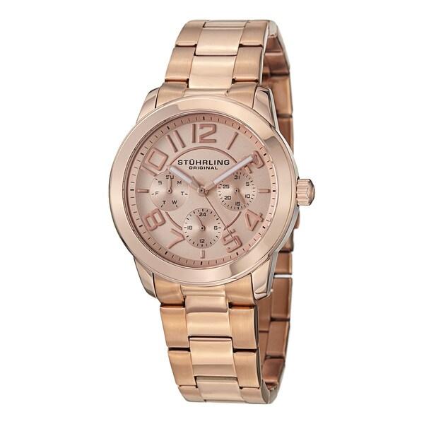 Stuhrling Original Women's Regal MF Quartz Bracelet Watch